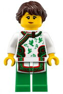 Movie Ivy Walker Minifigure