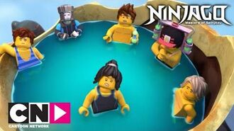 Ninjago The Sacred Hot Tub Cartoon Network Africa