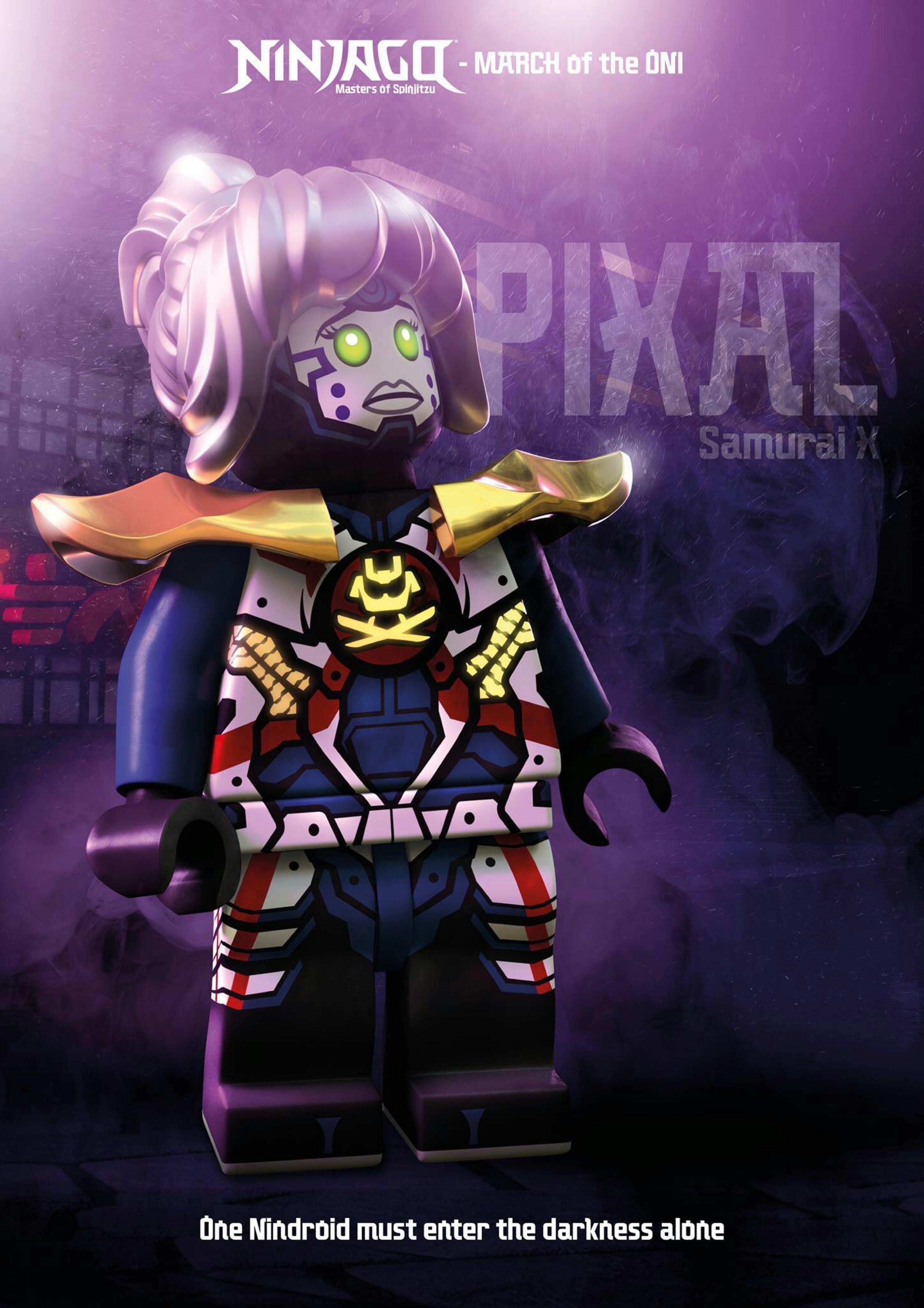 Pixal Ninjago Wiki Fandom Powered By Wikia