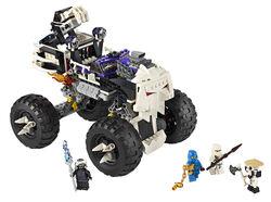 2506 Skull Truck