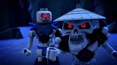 Ninjago Mini-Movie 5 Return to the Fire Temple