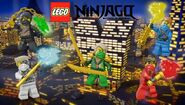 Ninjago Rebooted Wallpaper