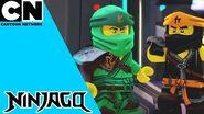 LEGO Ninjago Masters of Spinjitzu S2E04 Superstar Rockin' Jay Cartoon Network