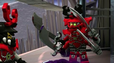 The Story Of Kozu - LEGO Ninjago - Villain Throwback Mini Movie
