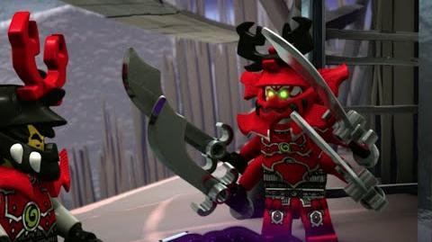 The Story Of Kozu - LEGO Ninjago - Villain Throwback Mini Movie