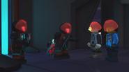 Красный 29 с напарником