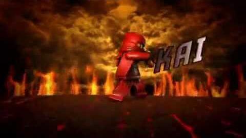 Lego Ninjago - Meet Kai-2