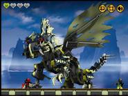 Morro's dragon
