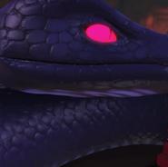 Глаза Змея!