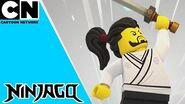 LEGO Ninjago Masters of Spinjitzu S2E05 I am Okino Cartoon Network