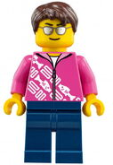 Movie Guy Minifigure