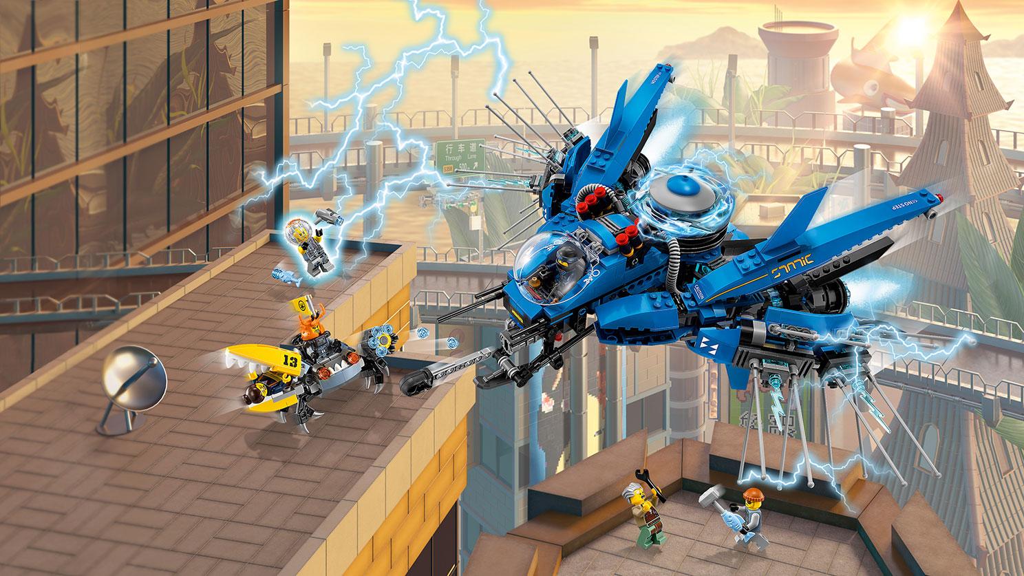 LEGO 70614