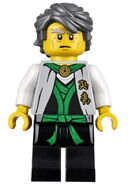 Rebooted Sensei Garmadon Minifigure