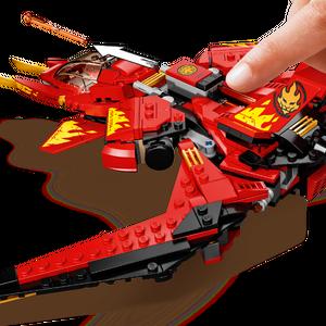 71704 Kai Fighter Ninjago Wiki Fandom