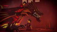Ninjago Return to the Fire Temple 16