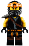 Summer 2019 Cole Minifigure