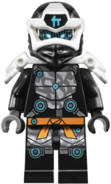 Winter 2020 Cole Minifigure