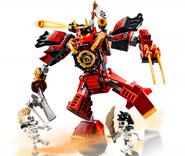 70665 Samurai Mech 4