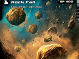 Card 86 - Rock Fall
