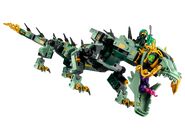 70612 Green Ninja Mech Dragon Alt 4