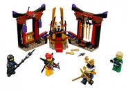 70651 Throne Room Showdown