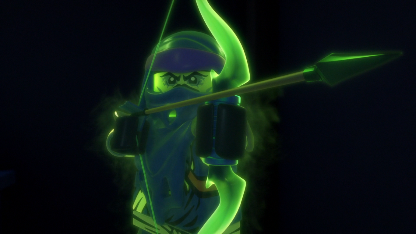image - master ghost archer | ninjago wiki | fandom