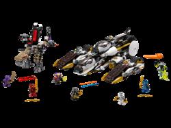 70595 Ultra Stealth Raider