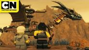 NinjaGo Masters of Spinjitzu Dragon Building 101 Cartoon Network