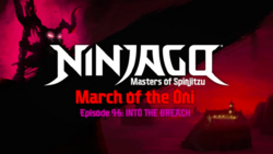 Ninjago March of The Oni Episode 96