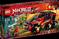 70750 Ninja DBX