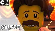 Ninjago Chaos And Fireballs Cartoon Network UK 🇬🇧