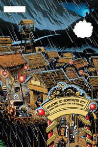 Comic Constrictai City