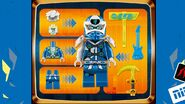 71715 Jay Avatar - Arcade Pod Poster