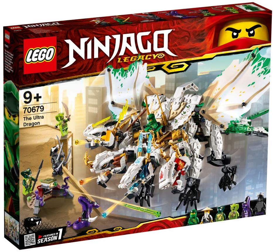 70679 The Ultra Dragon Ninjago Wiki FANDOM powered by