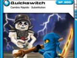 Card 40 - Quickswitch