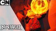Ninjago Top 5 Epic Fights Cartoon Network