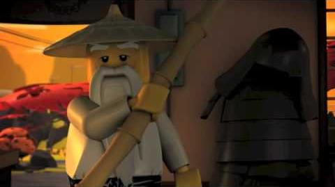 Jay Vincent - Ninjago Soundtrack Sensei's Flute (from Pilot Episode 1 Way of the Ninja)