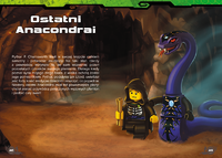 LEGO Ninjago Co kryje mrok Example