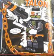 Dragon Hunter Talon