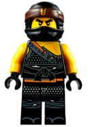Hunted Cole Minifigure