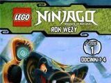 LEGO Ninjago: Mistrzowie Spinjitzu