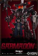 TLNM Garmadon Poster2