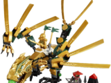 70503 The Golden Dragon