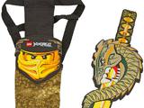 850628 Samurai Sword and Sheath