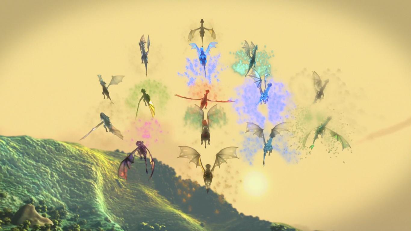 Elemental Dragons Ninjago Wiki Fandom Powered By Wikia