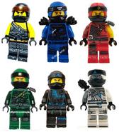 Season 9 ninja