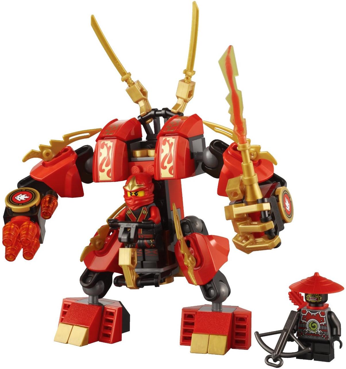 NEW Lego Ninjago 4 Minifig ELEMENTAL BLADES Ninja Minifigure Sword Weapons 70505