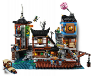 70657 Ninjago City Docks 2
