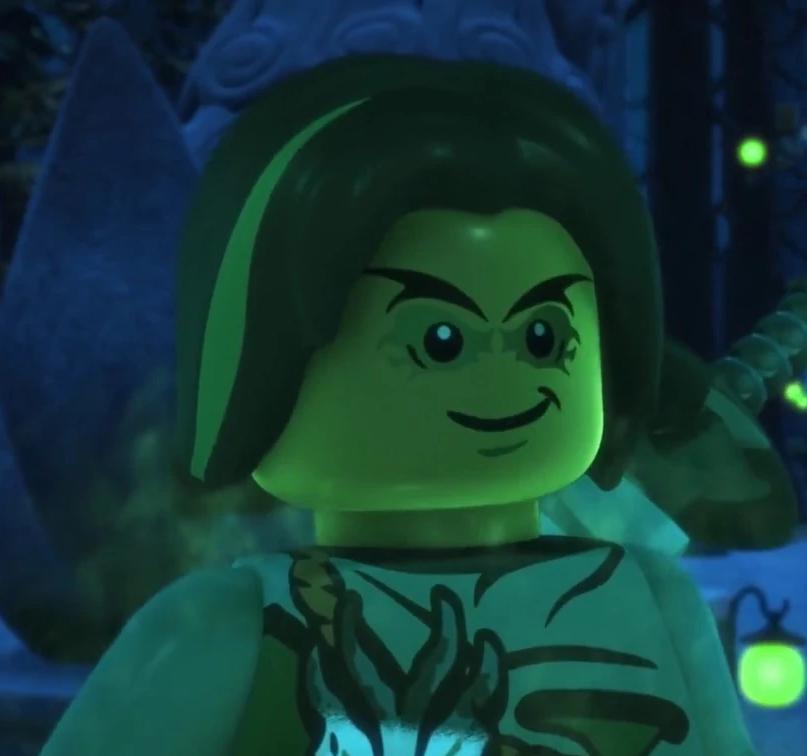 NEW GENUINE LEGO NINJAGO MASTER SENSEI YANG MINIFIGURE AIRJITZU GHOST
