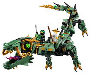 70612 Green Ninja Mech Dragon Reveal 09